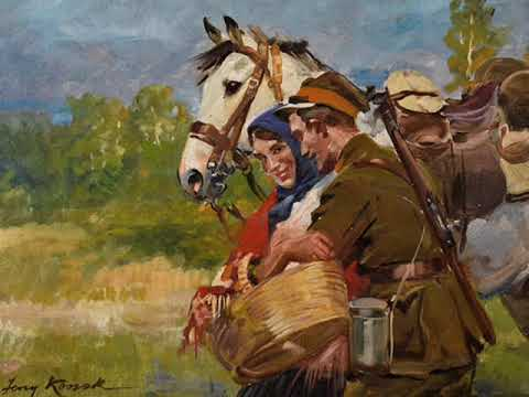 Polish War Song 1927: Ułan i dziewczyna (Lancer & Girl)