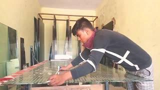 Glass Cutting 5mm Lining Glass Cutting Atif Glass Armoor Telangana 9137541069