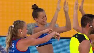 Лучшие моменты матча Россия-Норвегия. Пляжный Чемпионат мира в Казани