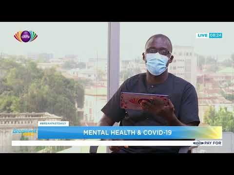 Mental health and COVID-19 | Breakfast Daily