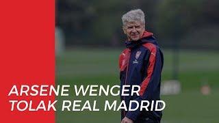 Arsene Wenger Mantan Pelatih Arsenal yang Pernah Menolak Tawaran Real Madrid Bekali kali