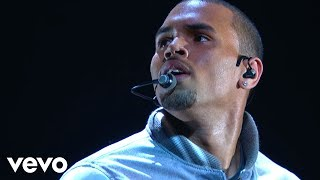 Chris Brown - Turn Up The Music / Beautiful People (54th GRAMMYs on CBS) ft. Benny Benassi