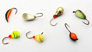 Изготовление мормышки для зимней рыбалки своими руками