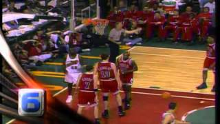 Chicago Bull's 1996 Finals Top 10 Plays
