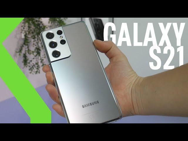 Samsung Galaxy S21, S21+ y S21 Ultra, primeras impresiones: LO QUE MÁS DESTACA ES LO QUE NO SE VE