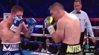 Saul Canelo Alvarez vs Liam Smith Highlights HD