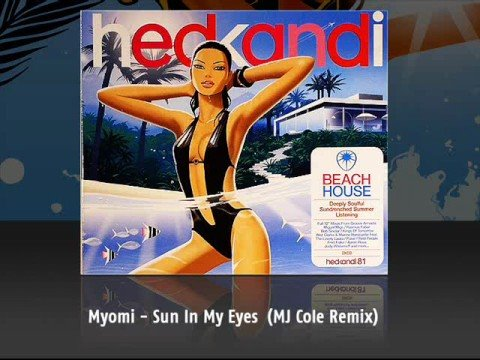 Myomi - Sun In My Eyes (MJ Cole Remix)