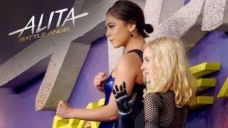 Alita Battle Angel Tillys Miracle Open Bionics 20th Century FOX Video