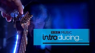 Man Of Moon - Waveforms (Django Django cover - BBC Introducing session)