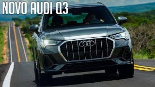 Novo Audi Q3 - Todos os detalhes e dirigindo