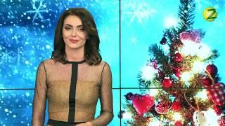 Привітання з Новим 2019 роком від Карини Сухіної