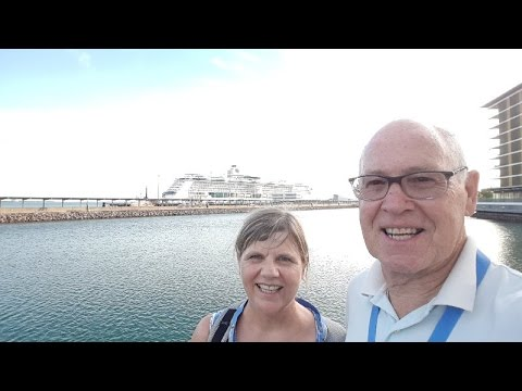 Cruise on the Radiance of the Seas – Top End Australia