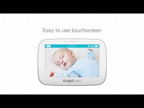 Angel Care монитор движения беспроводной, видеоняня c 4,3'' LCD дисплеем