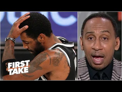 Kyrie Irving runs the risk of the Nets voiding his contract – Stephen A. | First Take