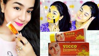 TOP 5 Uses Of VICCO TURMERIC Cream For Skin || 100% Result || Nilanjana Dhar