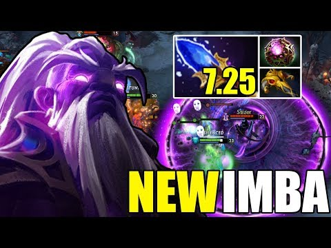 NEW IMBA 7.25 AGHANIM SCEPTER Void Spirit Destroy Morphling Epic Comeback Pro Gameplay Dota 2