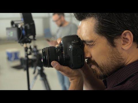 Canon 6D Mark II Hands-On Field Test
