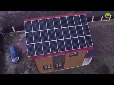 Сонячна електростанція (СЕС) / Потужність 8,23 кВт / Зелений Тариф