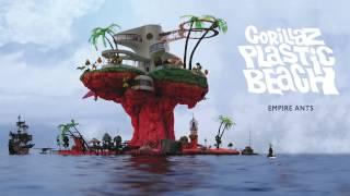 "Video thumbnail of ""Gorillaz - Empire Ants - Plastic Beach"""