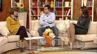 Dita Ime - Vizion Plus - Daily Show 01/15/13 Pj.2