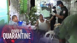 COVID-19 Quarantine: Mga Lumabag Sa Liquor Ban, Curfew Sa Bacoor Arestado | TV Patrol
