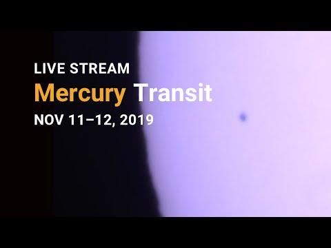 Mercury Transit 2019 - Full Video