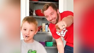 Father Son Quick Scares!