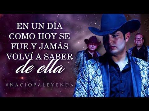 (LETRA) ¨EN UN DÍA COMO HOY¨ - Los Plebes del Rancho de Ariel Camacho (Lyric Video)
