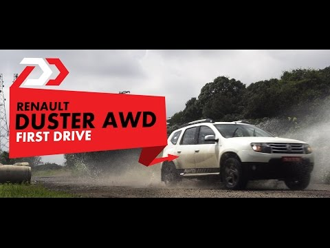 First Drive: Renault Duster AWD: PowerDrift