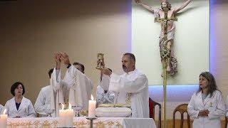Oração Eucarística I - Missa do Natal do Senhor (24.12.2018)
