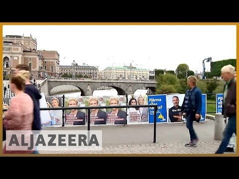 🇸🇪 Sweden faces hung parliament as far right makes gains   Al Jazeera English