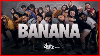 Banana - Anitta With Becky G | FitDance SWAG (Official Choreography)