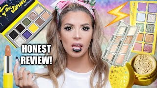 KYLIE COSMETICS WEATHER COLLECTION | HIT OR MISS??? & TUTORIAL - Video Youtube