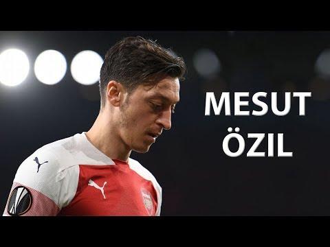 Mesut Özil - Vision & Passing 2018/19