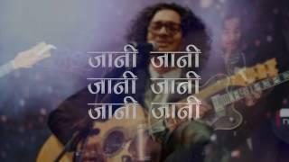 Jani Jani | Rohit John Chettri | Lyrics Video