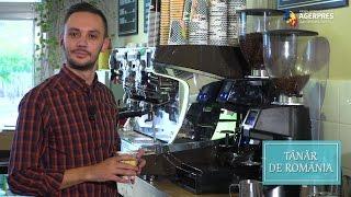 Tânăr de România: Succesul dintr-o ceaşcă de cafea