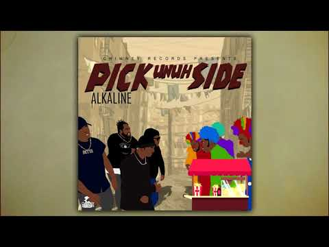 Alkaline Pick Unuh Side Official Audio