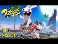 Rabbids Go Home wii Final Mission Ending Nintendo