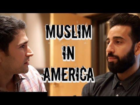 Muslim In America   MATT AND BLUE