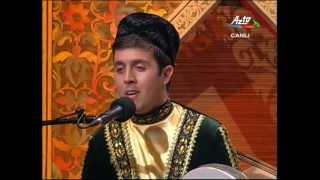 Serxan Bunyadzade - Xaric segah (Mugam televiziya musabiqesi 2013 qalibi)