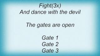 666 - 6th Gate Lyrics