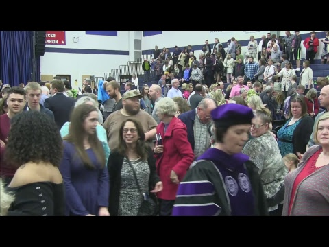 2018 Concordia University Spring Commencement #2