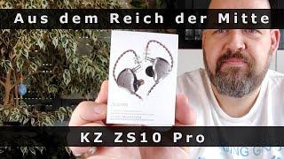 KZ ZS10 Pro im Test - aus dem Reich der MItte