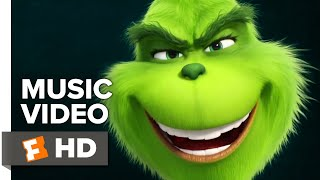 The Grinch Lyric Video   You're A Mean One, Mr. Grinch (2018) | Movieclips Coming Soon
