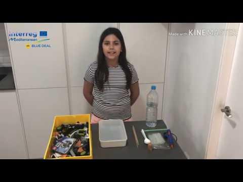 #waterwheelchallenge Cómo construir un molino de agua[;;;][;;;]