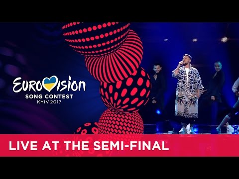 Монатик - Spinning (Opening Act Eurovision Song Contest 2017 first semi-final)