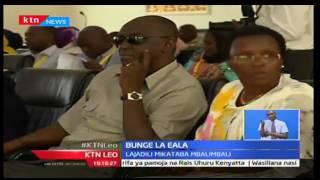 KTN Leo: Raila adokeza kuwa Mudavadi atajiunga na Cord, 10/10/2016