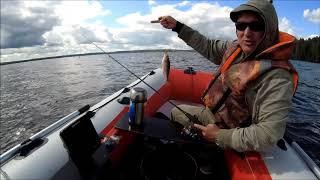 Банда рыбалка пермского края