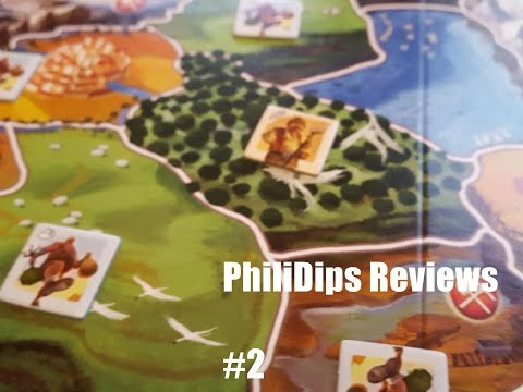 PhiliDips Reviews #2 - Small World