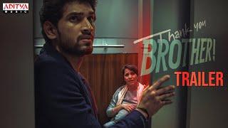 #ThankYouBrother Official Trailer | Anasuya Bharadwaj | Viraj Ashwin | Ramesh Raparthi